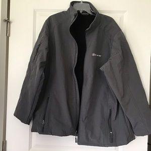 Jacket Men XXXL NWOT Water Resistant Outer, Lined